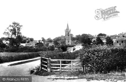 Bramham, All Saints Church 1909