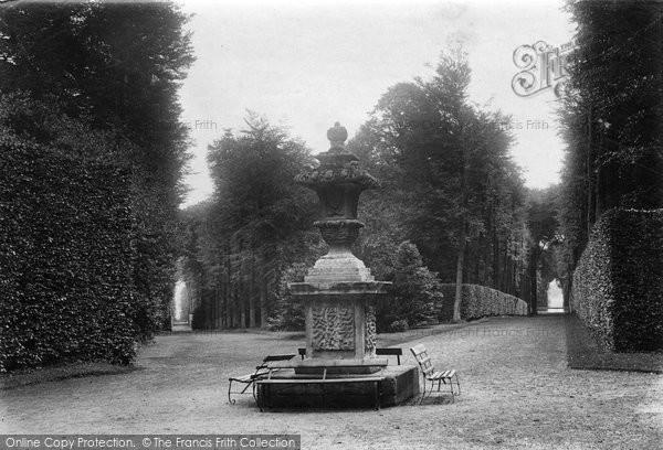 Photo of Bramham, Park, Four Faces 1909