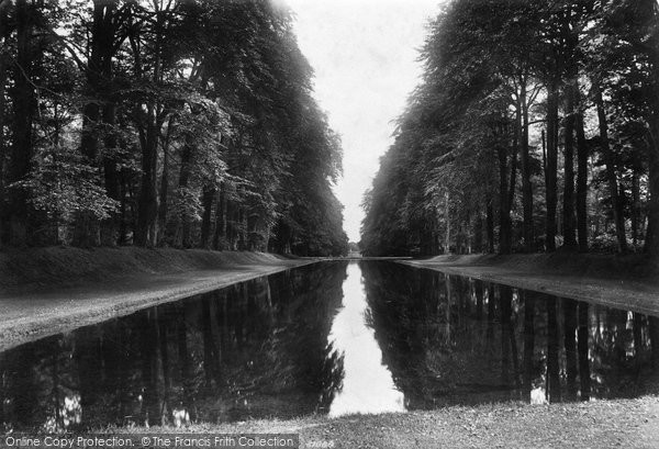 Photo of Bramham, Park, Pond 1909