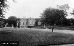 Bramham, Park, South East 1909
