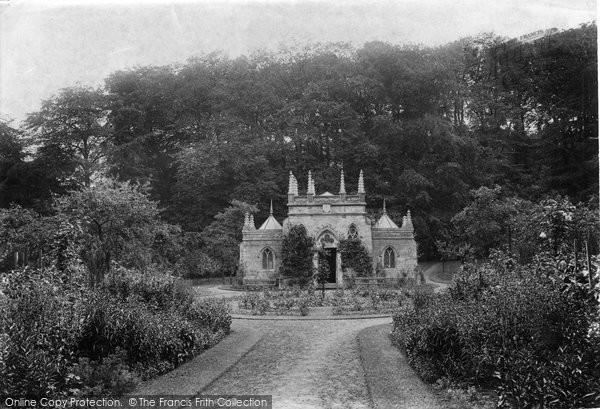 Photo of Bramham, Park, The Museum 1909