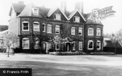 Bramley, Birtley House c.1955