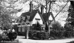 Bramley, Bramley Corner c.1955