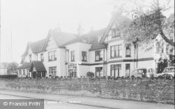 Bramley, Bramley Grange Hotel c.1955