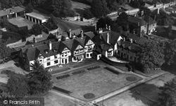 Bramley, Bramley Grange Hotel c.1965
