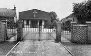 Bramley, Catholic Church c.1960