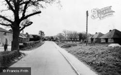 Bramley, Coopers Lane c.1960