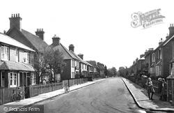 Bramley, Eastwood Road 1921