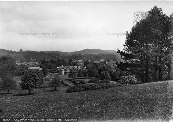 Bramley, Grange Hotel 1921