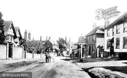 Bramley, High Street 1904