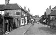 Bramley, High Street 1935
