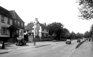 Bramley, High Street 1939