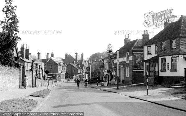 Bramley, High Street c.1955