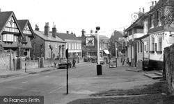 Bramley, High Street c.1955
