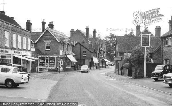 Bramley, High Street c.1960
