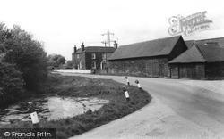 Bramley, Hollycross Farm c.1960