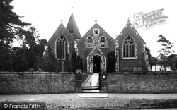 Bramley, Holy Trinity Church 1898