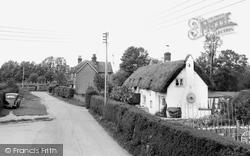 Bramley, Lane End c.1955