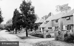 Bramley, Linnersh Wood c.1955
