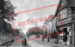 Bramley, Post Office 1906