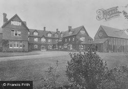 Bramley, St Catherine's College 1921