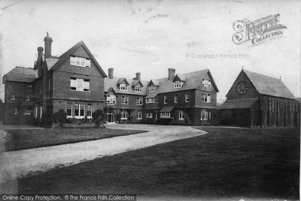 Bramley, St Catherine's School 1908
