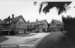 Bramley, St Catherine's School c.1960