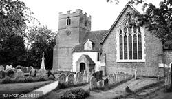 Bramley, St James Church c.1960