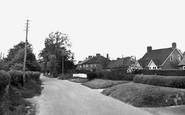 Bramley, Station Road c.1955