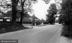 Bramley, Station Road c.1960