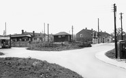 Bramley, the Level Crossing c1960