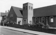 Bramley, The Parish Church c.1960