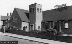 Bramley, The Parish Church c.1960