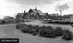 Bramley, The School c.1960