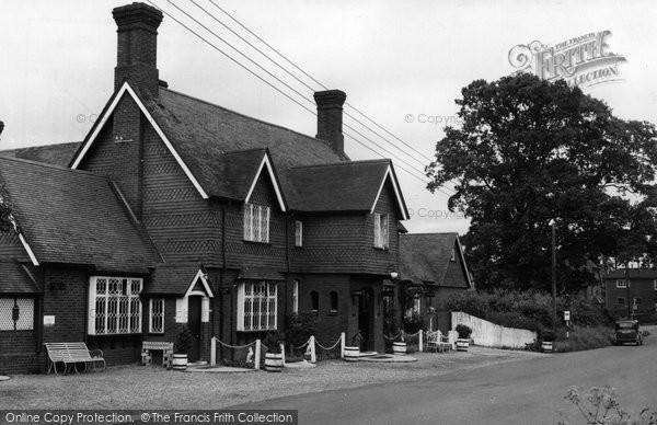 Photo of Bramley, the Six Bells c1955