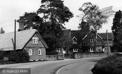 Bramley, The Village c.1955