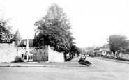 Bramley, War Memorial And High Street 1935