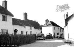 The Village c.1955, Brampford Speke