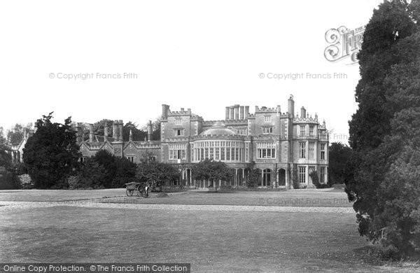 Photo of Brampton, Brampton Park 1898