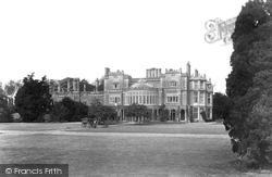 Brampton Park 1898, Brampton