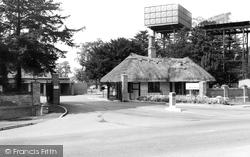 Camp Entrance c.1965, Brampton