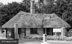 Camp, Entrance Lodge c.1965, Brampton