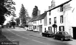 Church Hill c.1960, Brampton