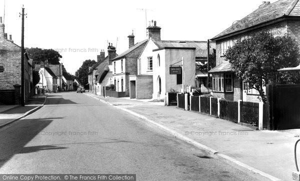 Brampton, High Street c.1960