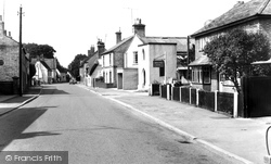 High Street c.1960, Brampton