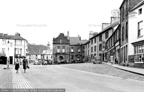 Photo of Brampton, Market Place c.1955