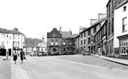 Brampton, Market Place c.1955