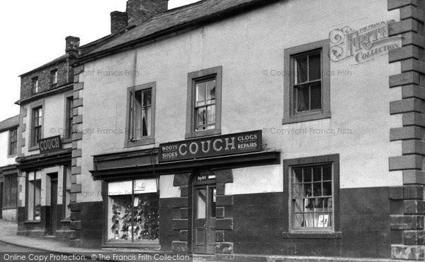 Photo of Brampton, Moatside c.1955