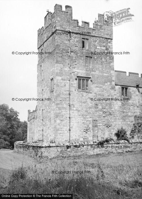 Photo of Brampton, Naworth Castle 1952