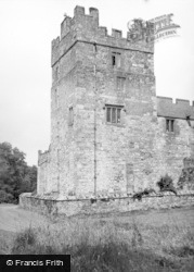 Brampton, Naworth Castle 1952